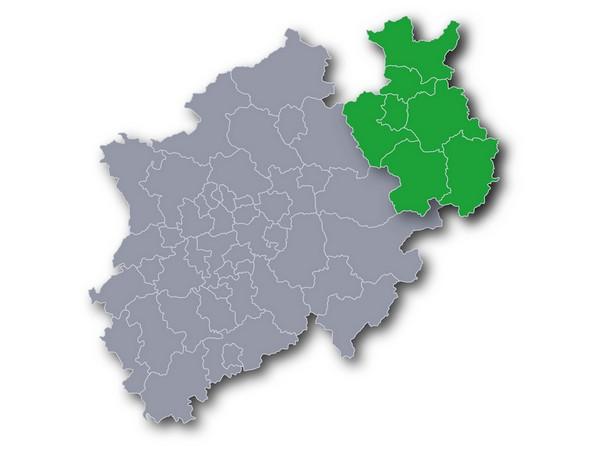 Landkreis-Lippe-Dörentrup